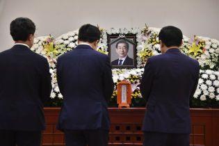 Мер Сеула перед самогубством залишив записку з останнім проханням