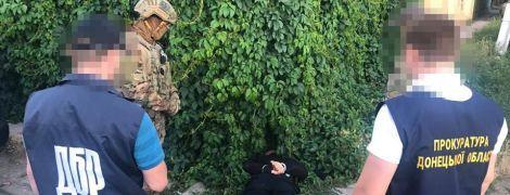 На Донбассе задержали копов, которые держали свой наркобизнес