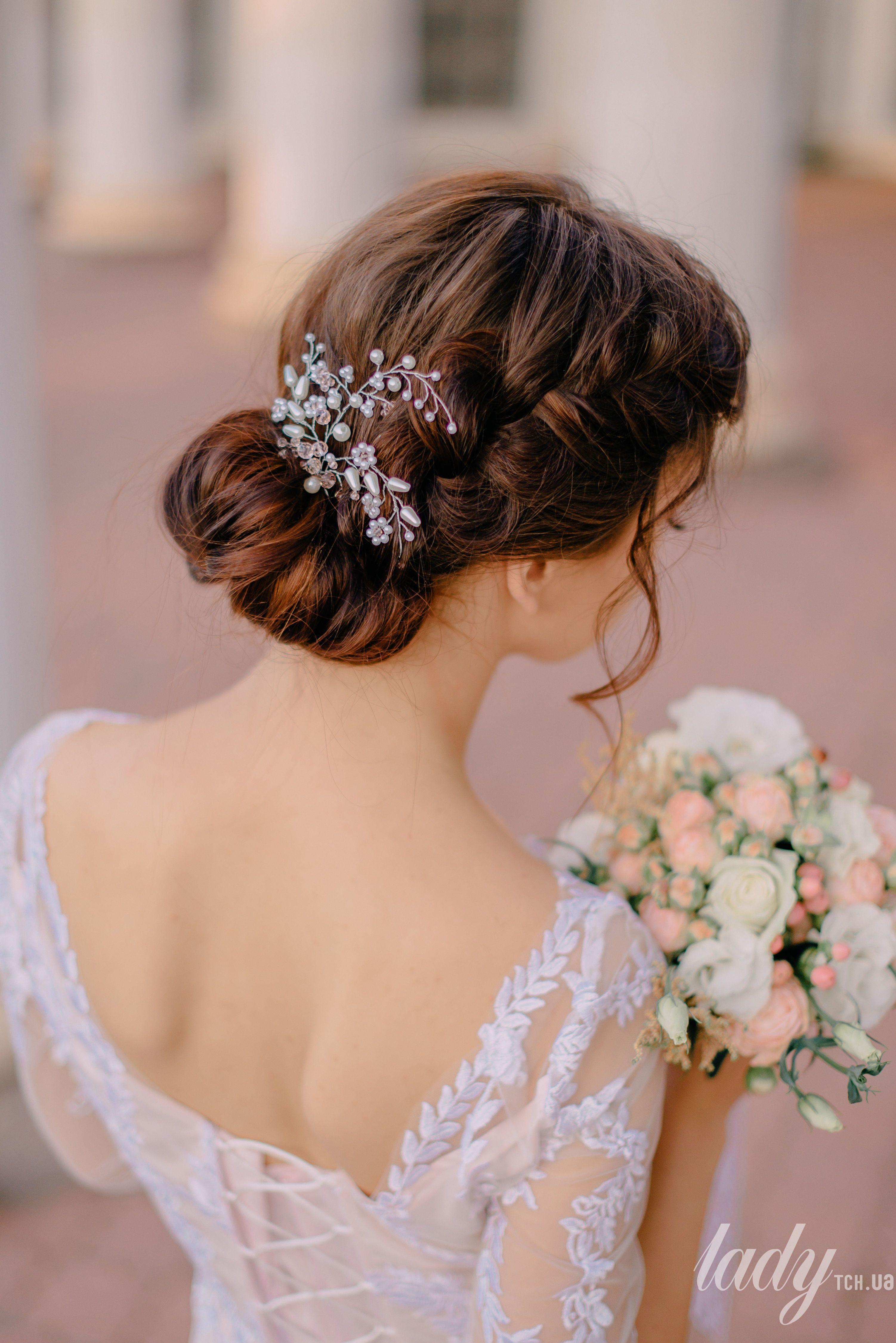 Свадебные прически_1