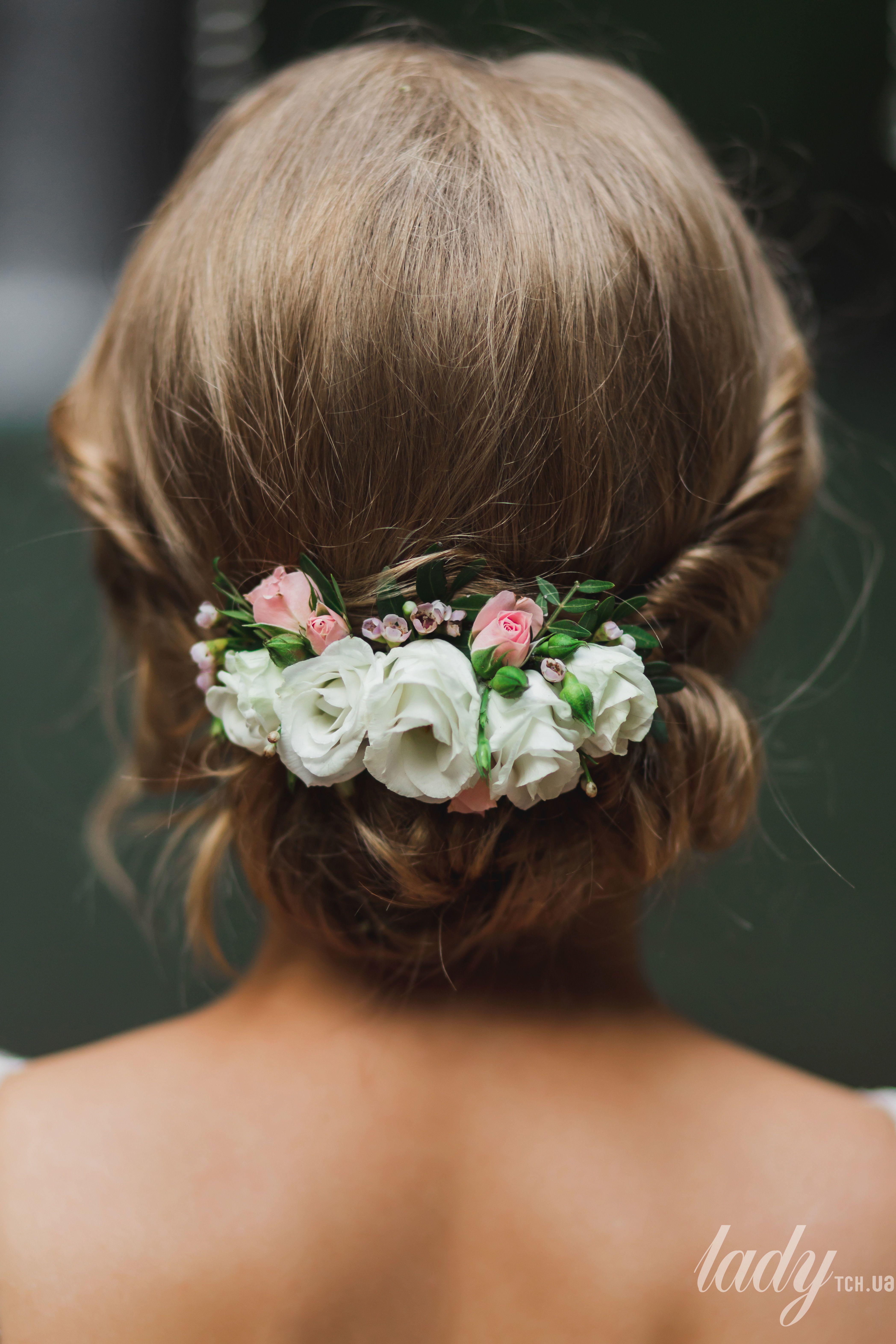 Свадебные прически_2