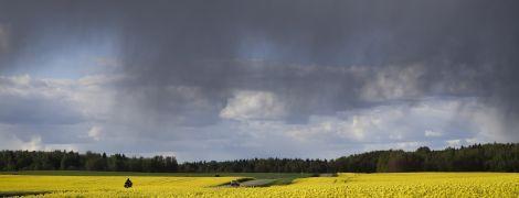 Половину Украины в понедельник накроют грозы — синоптики о погоде на 10 августа