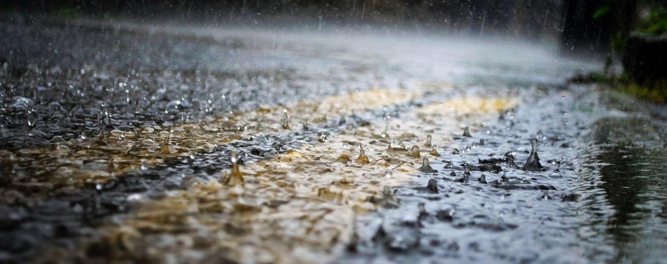 Погода на пятницу: в Украине местами пройдут грозы