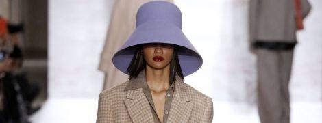 Колекція Nina Ricci сезону осінь-зима 2020-2021: шкіра, мереживо і шовк
