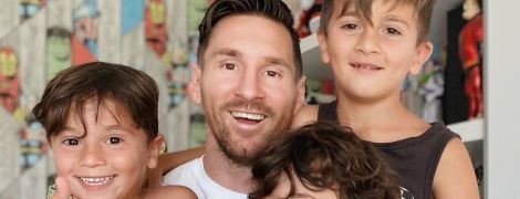 Хлопчаки Мессі: дружина найкращого футболістка світу показала свою команду