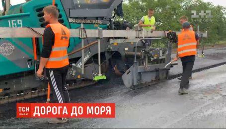Дорога к морю: трассу на Бердянск обещают отремонтировать до конца июля