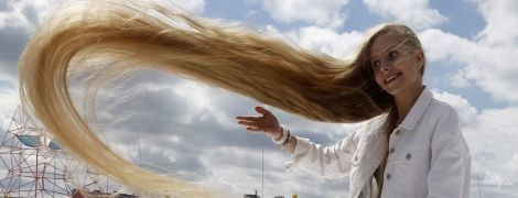 """Самая большая грудь и самые длинные волосы: украинские рекордсменки продемонстрировали свое """"богатство"""""""