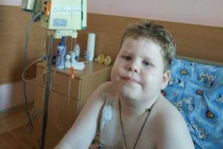 Про допомогу просить родина хворого 5-річного Дмитрика