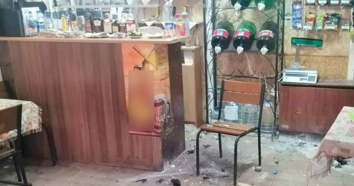 У Полтаві в двох кафе пролунали вибухи