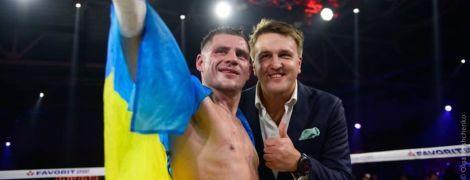 Українець Берінчик іде за титулом: команда боксера розпочала переговори про майбутній бій