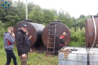 В Ивано-Франковской области делки украли государственную нефь более чем на миллион гривен