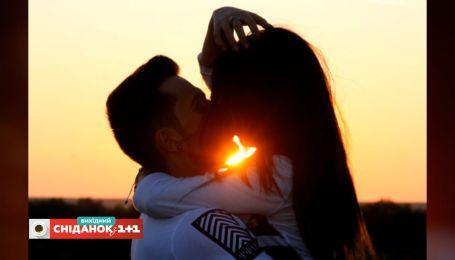 Французький поцілунок позбавляє 26 калорій – цікаві факти про поцілунки