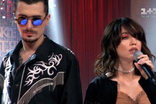 """«Время и Стекло» виконали останній сумісний хіт """"Last Dance"""" у студії Світського життя."""