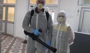 Спалах коронавірусу зафіксовано в гуртожитку одного з університетів у Києві