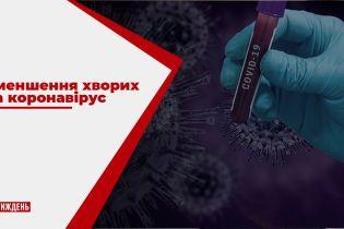 В Украине заметно уменьшается количество новых больных коронавирусом