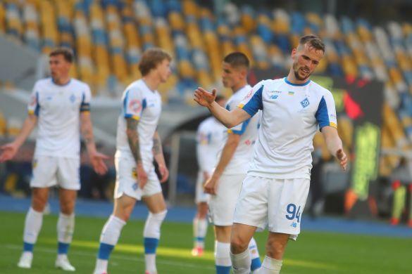 Шахтар - Динамо - 3:1, Динамо програло