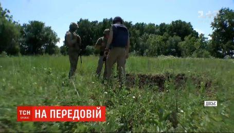 Зона ООС: боевики ранили шестерых украинских бойцов