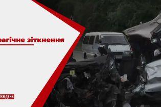 Три человека погибли, двое получили травмы в результате лобового столкновения двух авто под Киевом