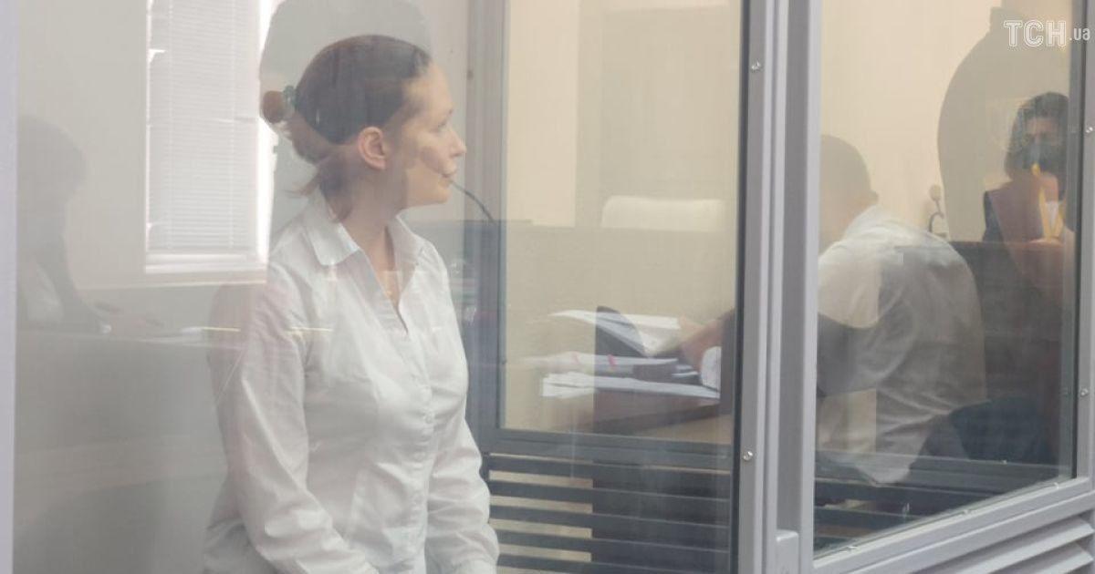 Дело убийства Шеремета: с фигурантки Юлии Кузьменко сняли электронный браслет