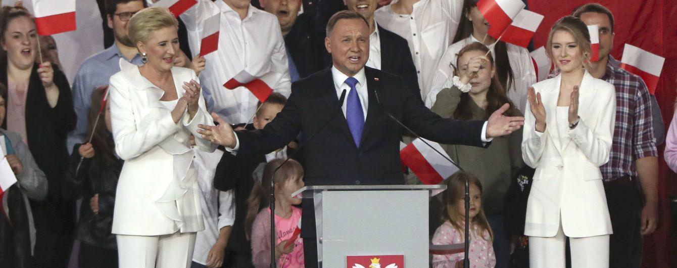 Дуда победил на президентских выборах в Польше: что это означает для Украины
