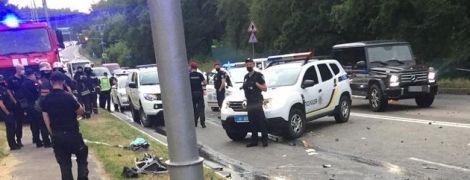 Смертельна ДТП під Києвом: з'явилися нові дані про стан постраждалого хлопчика