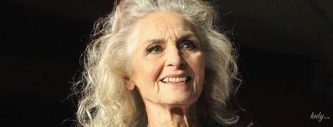 """Дафни Селф, 92-летняя модель: """"Я чувствую себя подростком"""""""