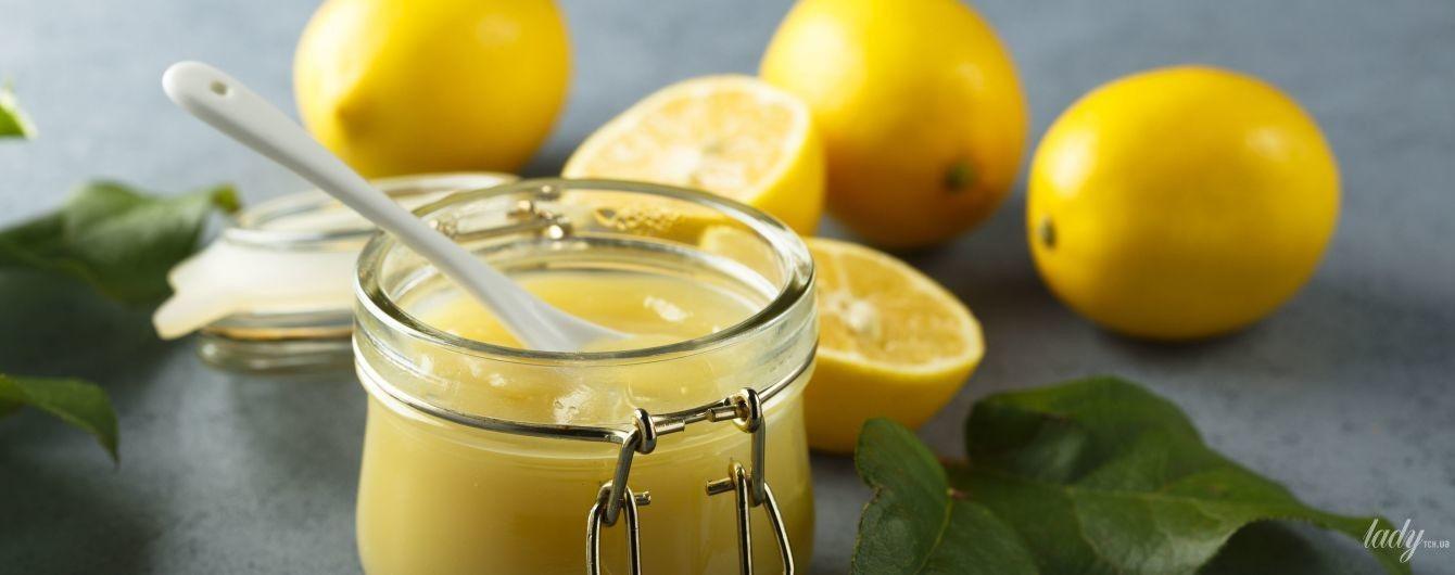 Рецепт желе из лимонов — просто и вкусно