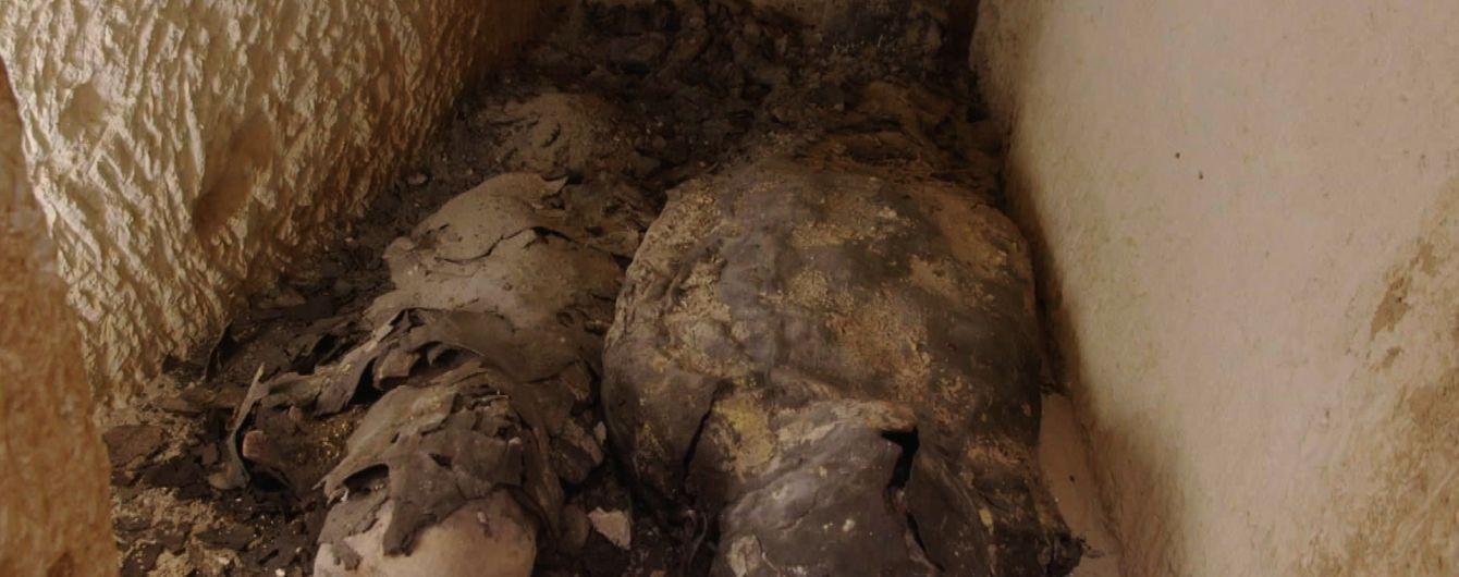 У пошуках Клеопатри: в Єгипті знайшли мумії підданих цариці