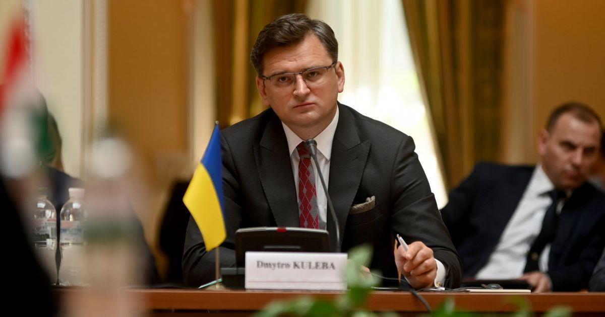 В МИД заявили, что Украина планирует присоединиться к санкциям против Беларуси