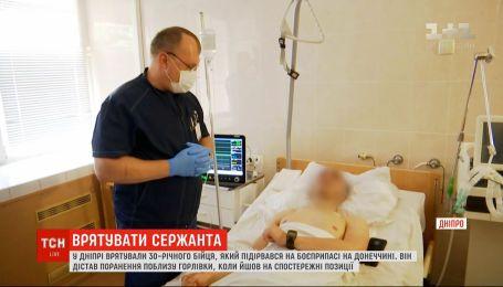Ситуація на Сході: ще шестеро українських воїнів отримали поранення та бойові травми