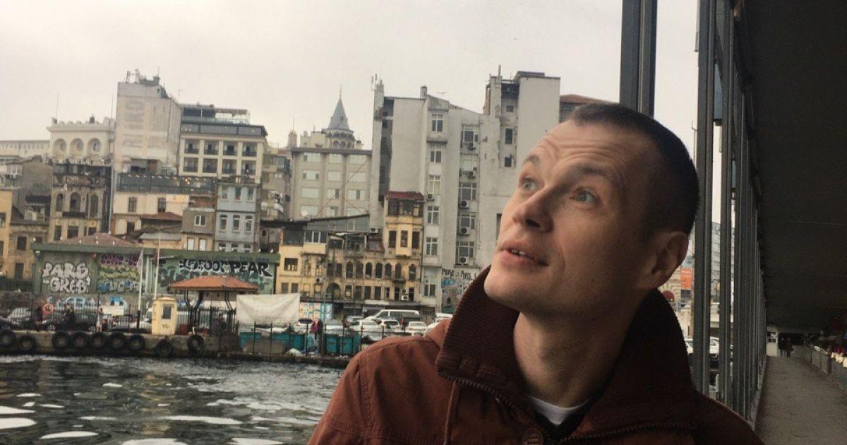 Помер журналіст ТСН Олег Тудан