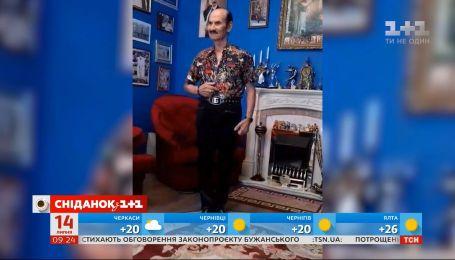 """Григорий Чапкис стал третьим судьей шоу """"Танцы со звездами"""" и записал видеообращение зрителям"""