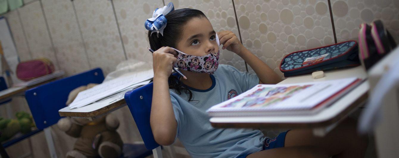 В Одессе на самоизоляцию из-за коронавируса отправили 7 школьных классов