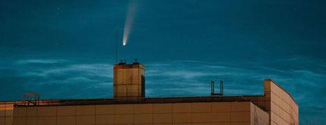 Над Україною побачили комету Neowise: як не проґавити видовище, яке не повториться ще тисячі років
