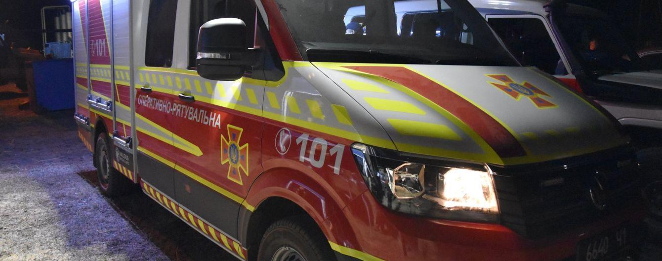У Чабанах сталася НС: соцмережі повідомляють про вибух