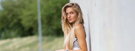 """Самая сексуальная спортсменка планеты покорила Сеть новым """"огненным"""" снимком"""