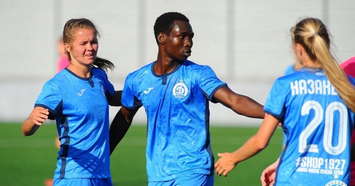 Жінка чи чоловік: у Білорусі зажадали перевірити стать африканської футболістки