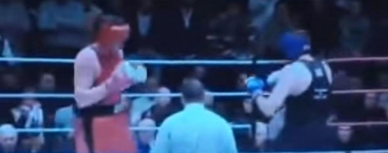 В Інтернеті з'явилося раритетне відео першої поразки Тайсона Ф'юрі в боксі