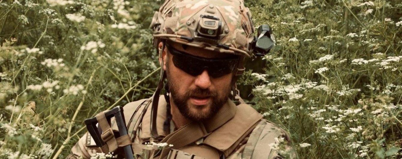 """""""Я пишаюсь тим, що фактично став військовим в Україні"""": інтерв'ю загиблого під Горлівкою медика """"Естонця"""""""