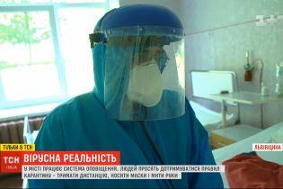 Борьба с COVID-19: что происходит в палатах и реанимации небольшой больницы во Львовской области