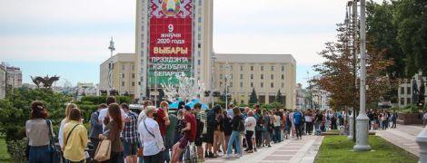 Черга зі скаргами до ЦВК, затримання, закриття метро: як у Мінську люди намагалися оскаржити недопуск опозиційних кандидатів