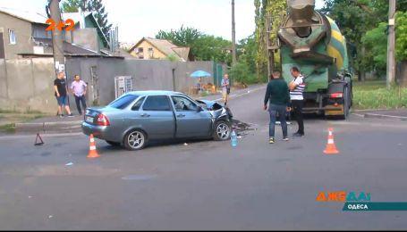 Обзор аварий с украинских дорог за 15 июля 2020 года