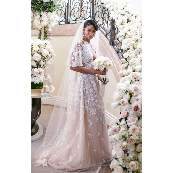 Свадебные платья моделей_1