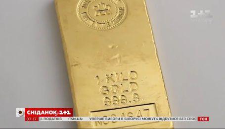 Почему во время коронакризиса, украинцы килограммамискупали золото