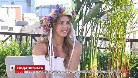"""""""Сніданок"""" привітав олімпійську призерку Ганну Різатдінову з днем народження"""