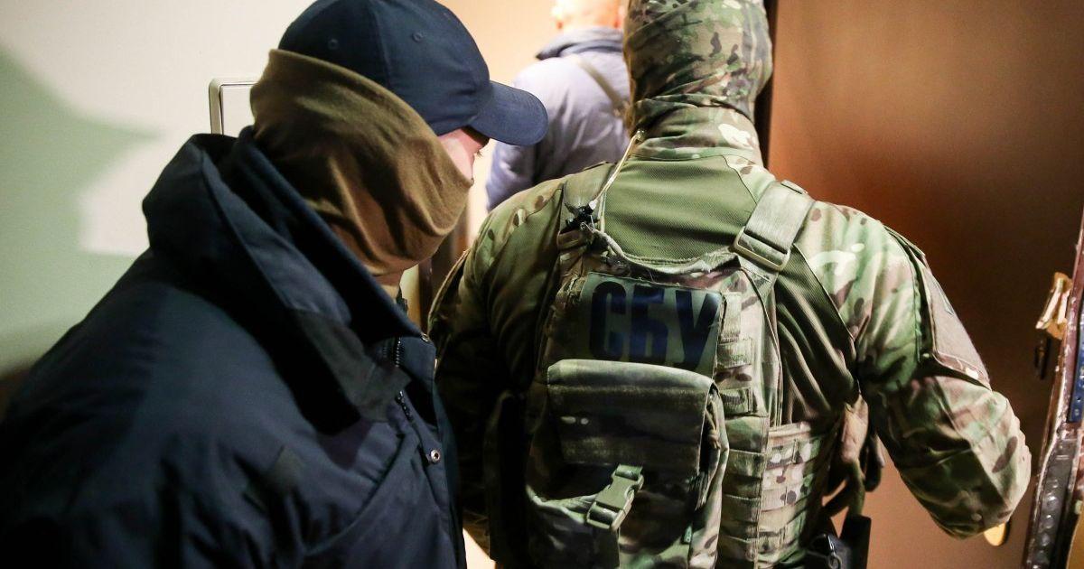 СБУ подтвердила задержание своего сотрудника за подготовку убийства коллеги
