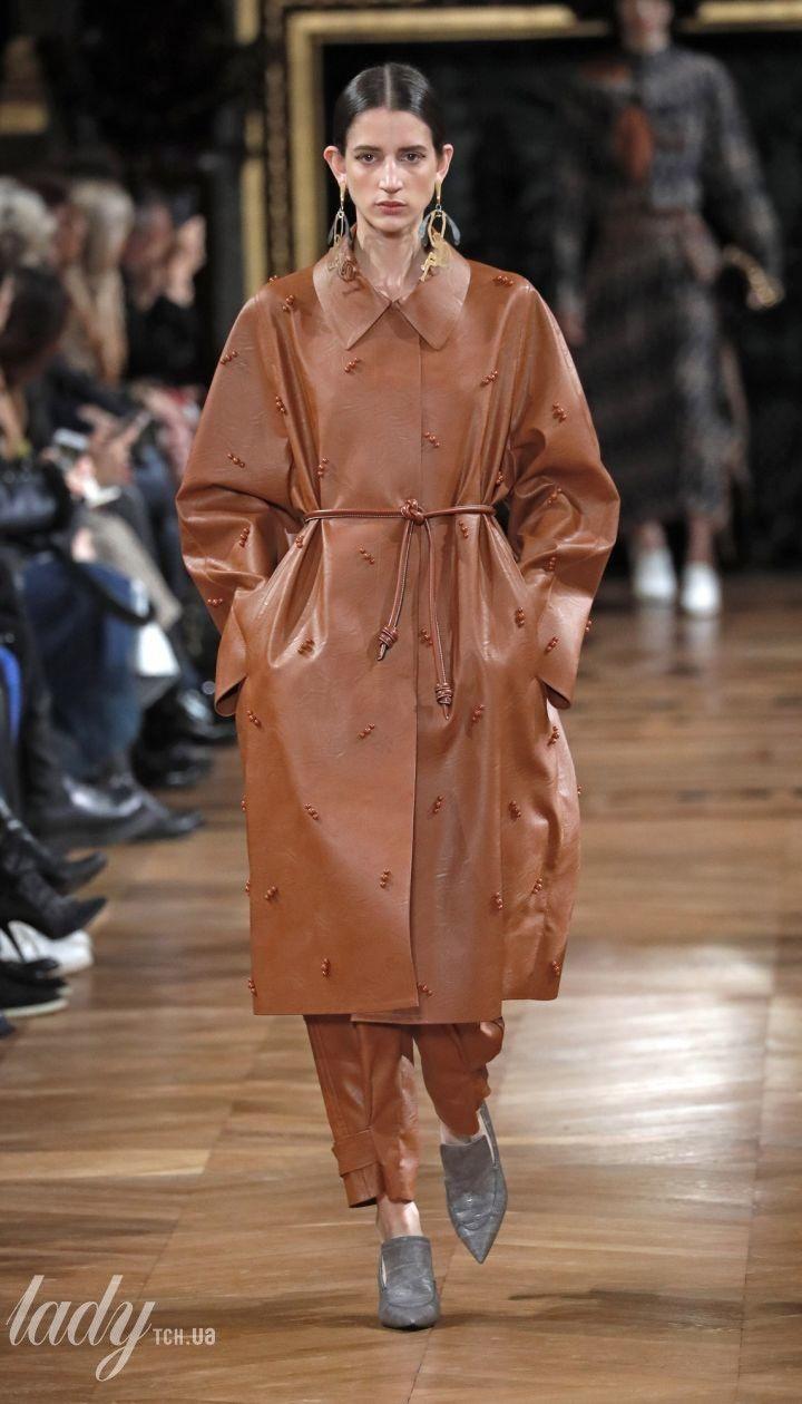 Колекція Stella McCartney прет-а-проте сезону осінь-зима 2020-2021 @ Credits