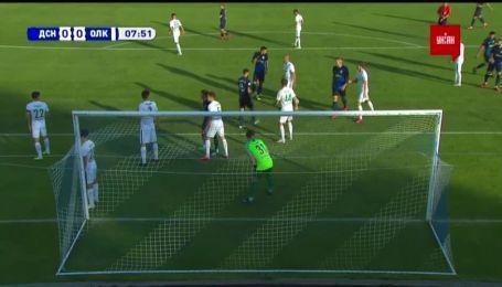 Десна - Александрия - 1:0. Видео гола Тамма
