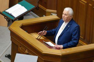 В ОРДЛО следует шире использовать русский — Кравчук о языковом вопросе на Донбассе