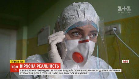 Вирус не учитывает возраст: 4 тысячи детей заразились COVID-19 с начала пандемии