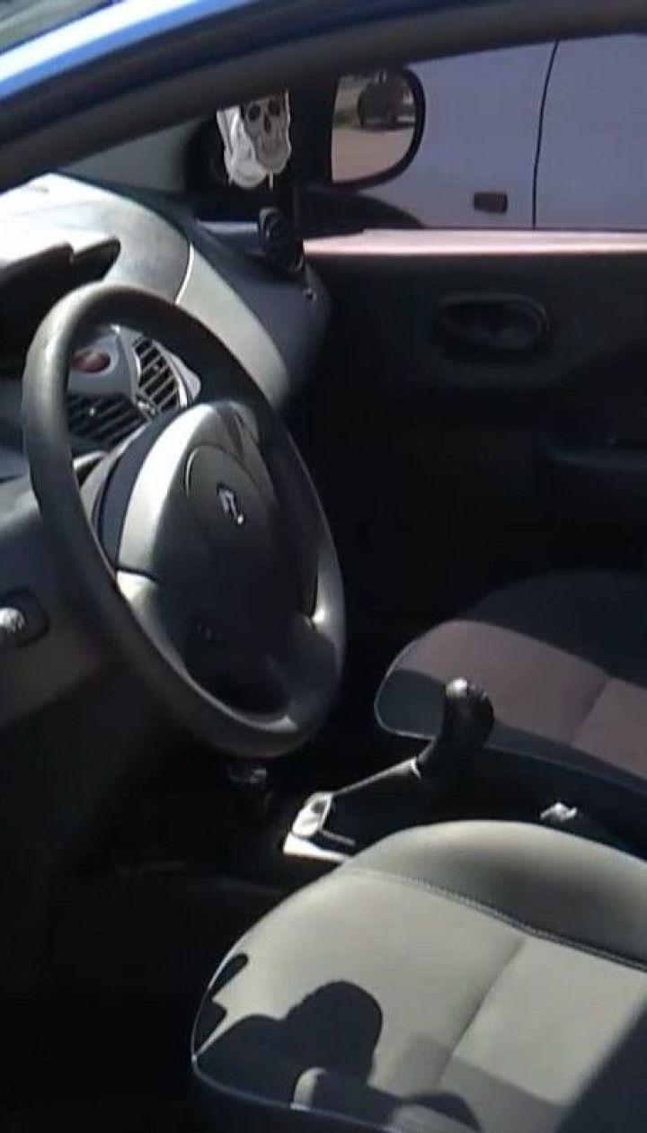 16-летний юноша за полгода похитил более 10 транспортных средств